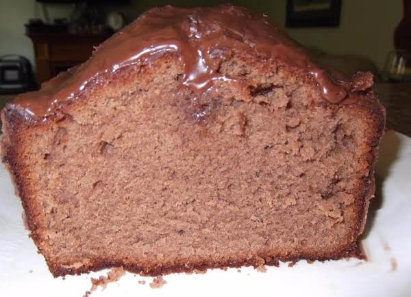 Milk Chocolate Pound Cake Recipe