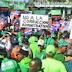 Marcha Verde arremete contra la corrupción tras primer año de creado