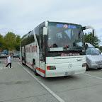 Mercedes Benz O 350 van Barileva Turist / Eurolines bus 007