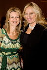 Kristie McCrary and Amanda Richard.