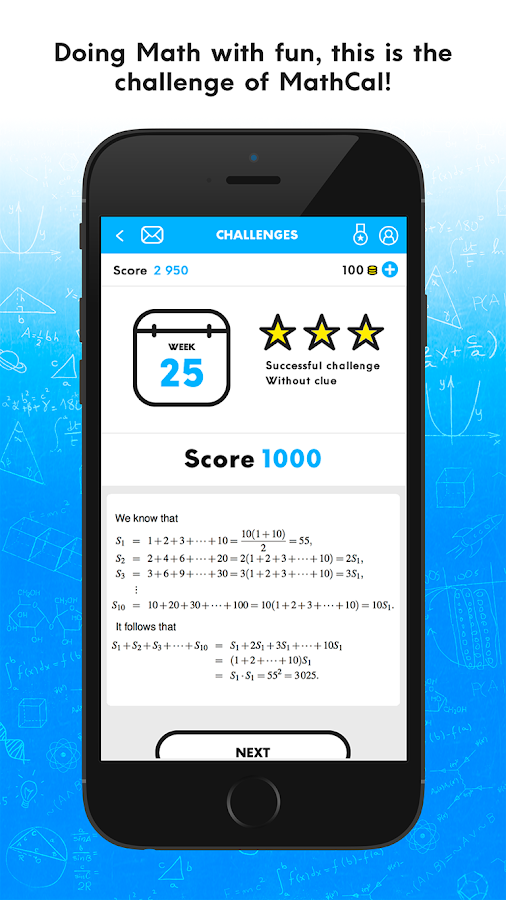 MathCal - Math challenge- screenshot
