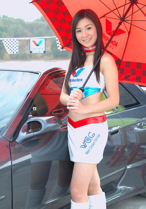 ArgentinaCarsCom Cute Asian Girl On Car Show Collection Pictures - Asian car show girls