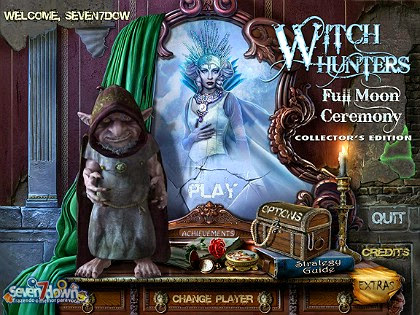 Witch Hunters 2: Full Moon Ceremony Collector's Edition