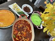 Nasi Lemak Pandan VS Sambal Sotong Resepi RIngkas | Muzlina.com |