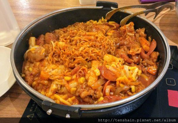 韓虎嘯Tigerroar-韓醬鐵板雞~韓國人真的這麼重鹹嗎?