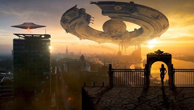 Como os extraterrestres nos vêem