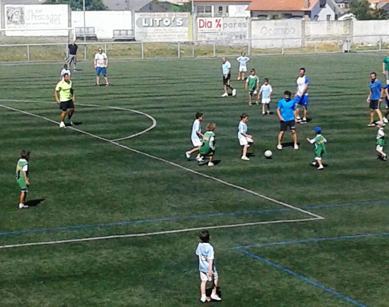 ADR Numancia de Ares. Campus Celta 2016. Clausura.