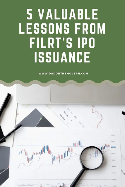 Lessons from an IPO issuance