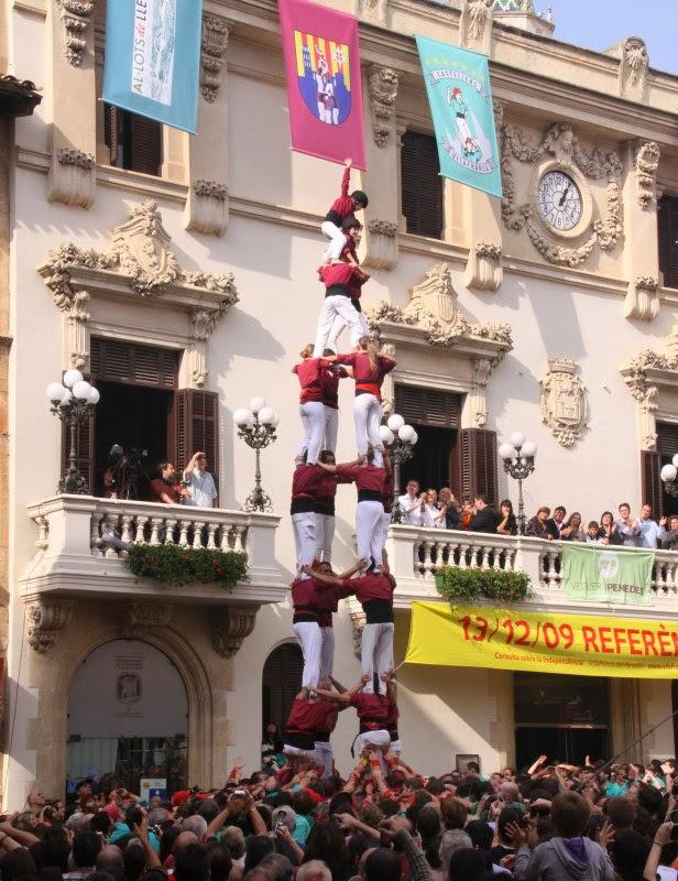 Actuació a Vilafranca 1-11-2009 - 20091101_140_4d8c_CdL_Vilafranca_Diada_Tots_Sants.JPG