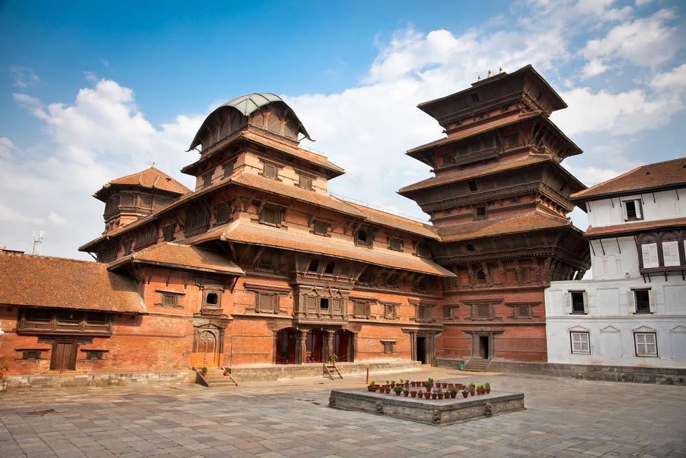 Hanuman Dhoka Palace, Durbar Square, Kathmandu, Nepal