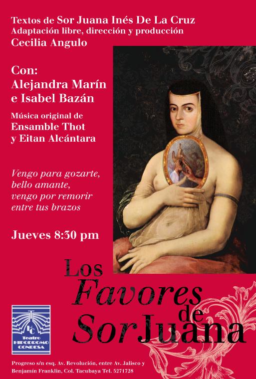 Sor Juana In 233 S De La Cruz En Imagen La Polaka Del Nopal
