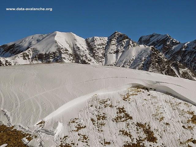 Avalanche Ecrins, secteur Champsor, la Gardette, dit aussi Le Pénas - Photo 1