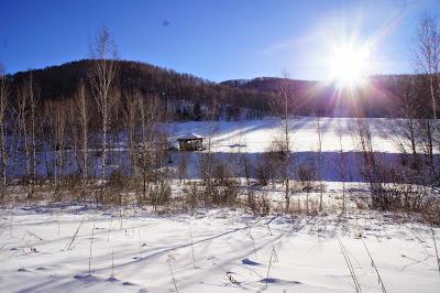 дом_зима_солнце