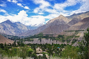 Beautiful Gorikot valley Astore