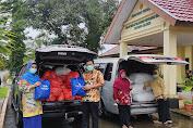 Gerak Cepat BBPP Batangkaluku Salurkan Bantuan ke Mamuju dan Majene Prov. Sulbar