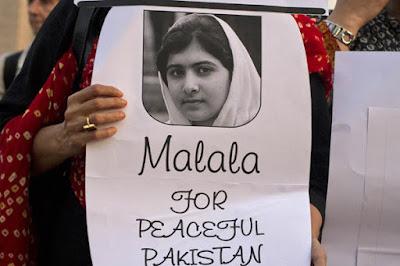 """Malala Yousafzai"""