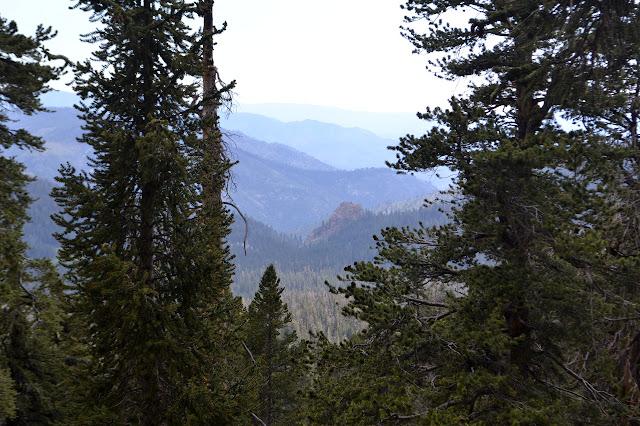 Indian Head near Redrock Meadows