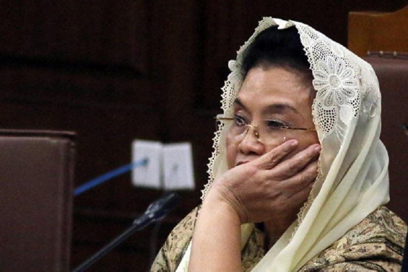 Di Tengah Wabah Corona, Beredar Surat dari Eks Menkes Siti Fadilah Supari untuk Jokowi