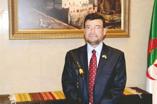 """L'ambassadeur de la Palestine, hier, à Boumerdès """"Nous envisageons de porter plainte contre la Grande-Bretagne"""""""