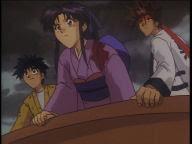 Yah... I'd take Kenshin over Kaoru, too.