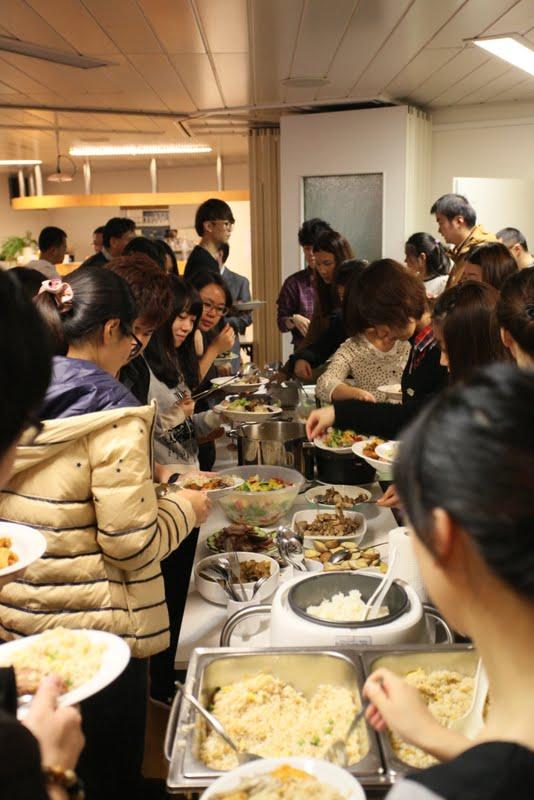 2012 年开学迎新会