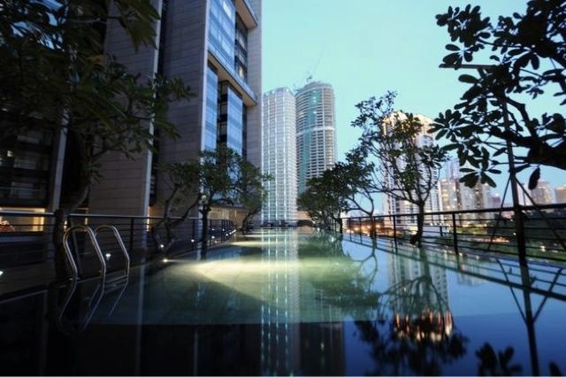 Klcc Luxury Condominium  Klcc