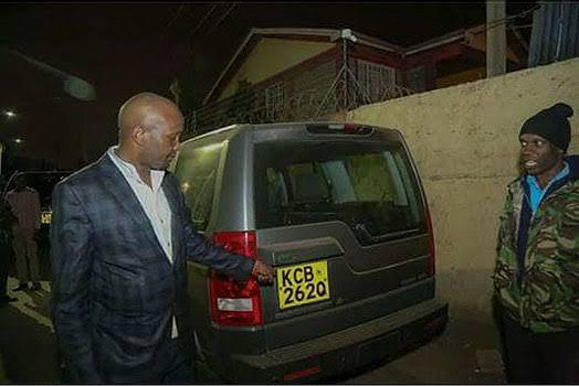 Moses Kuria to name who killed Chris Musando