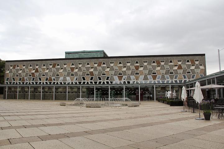 ルクセンブルグのシアター