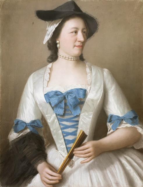 Jean-Étienne Liotard - Jeanne-Elisabeth de Sellon