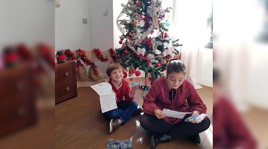 Los Reyes Magos envían una carta y caramelos a los niños y niñas de Almería