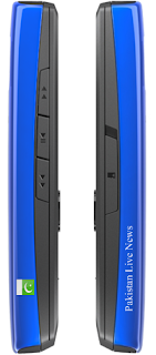 nokia X1-00 side view