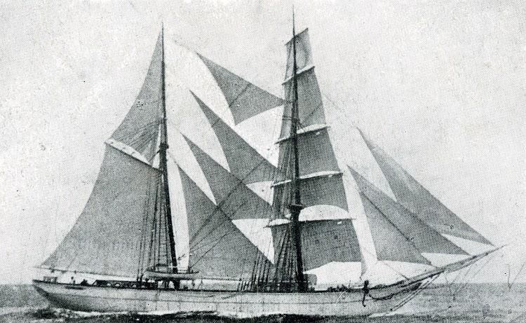 El ERNESTO, ex JAIME MILLET en pleno Atlantico. Del libro La Marina Catalana del Vuitcents.jpg