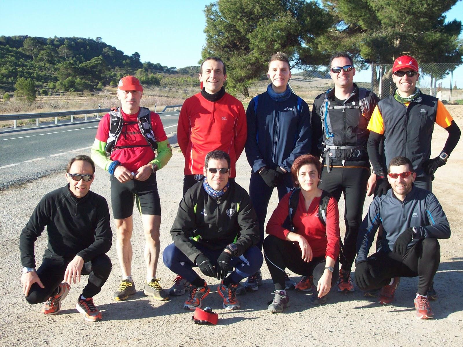 Club fondistas yecla i ultra trail del altiplano for Gimnasio yecla