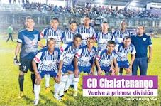 CD Chalatenango vuelve a primera división
