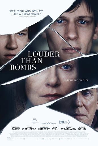 Ο ήχος της σιωπής (Louder Than Bombs) Poster