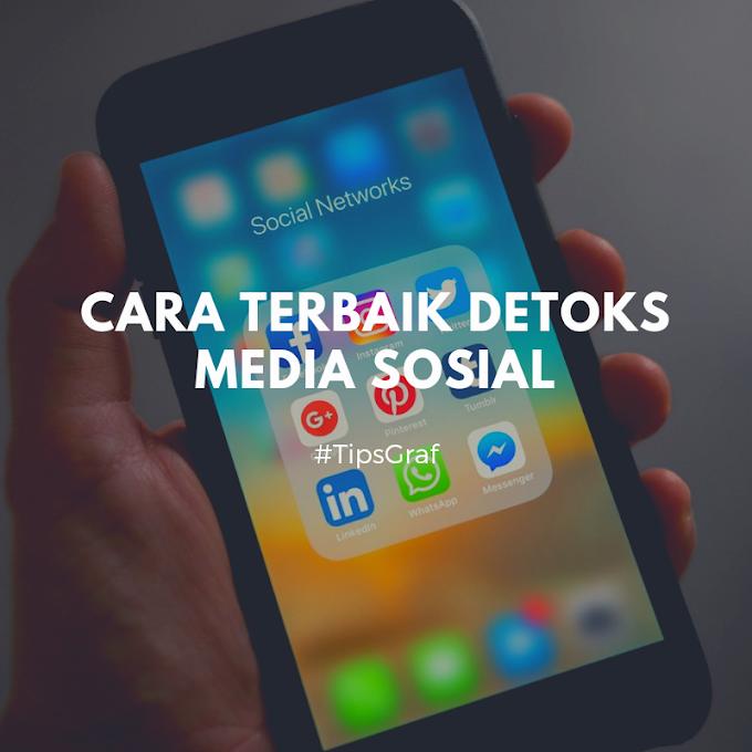 Cara Terbaik untuk Detoks Media Sosial