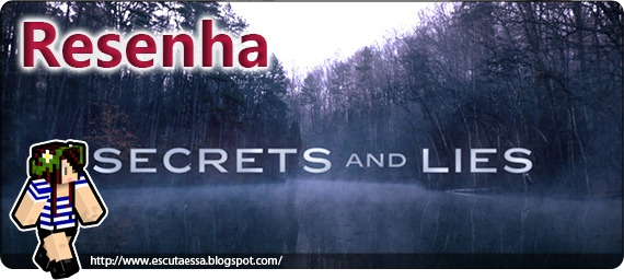 !Banner Resenha - Secrets and lies