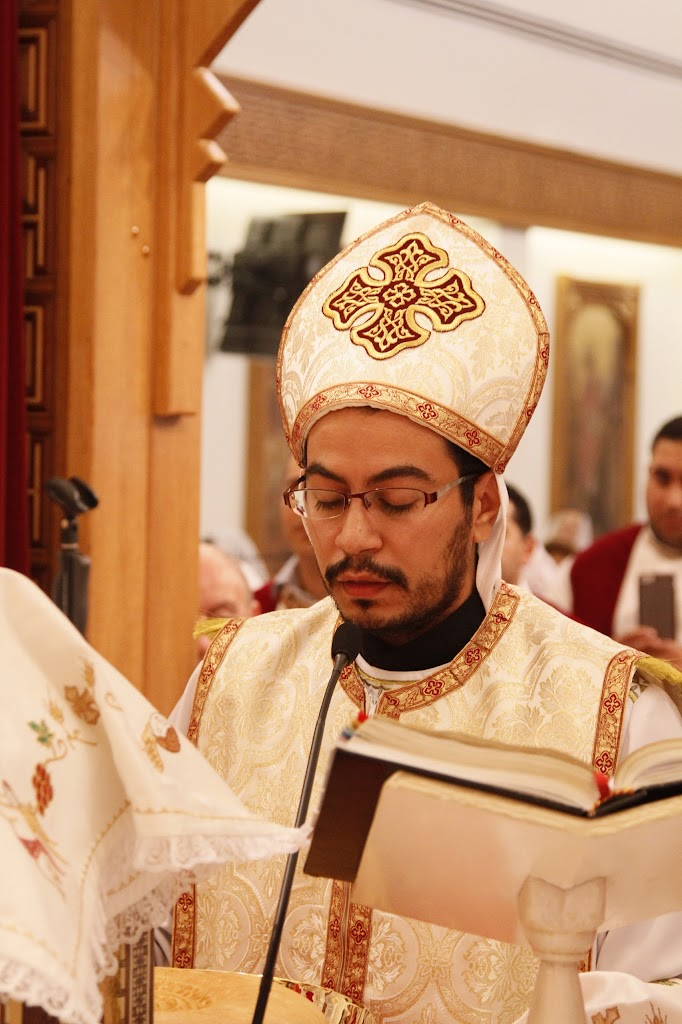 Ordination of Fr. Reweis Antoun