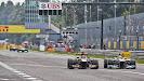 Raikkonen VS Hamilton - Lotus VS Mercedes