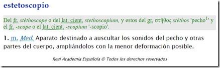 definicion-estetoscopio