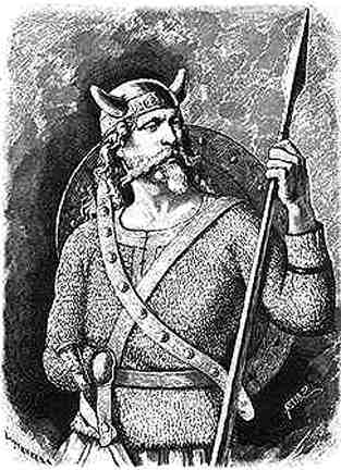 Tyr The Brave, Asatru Gods And Heroes