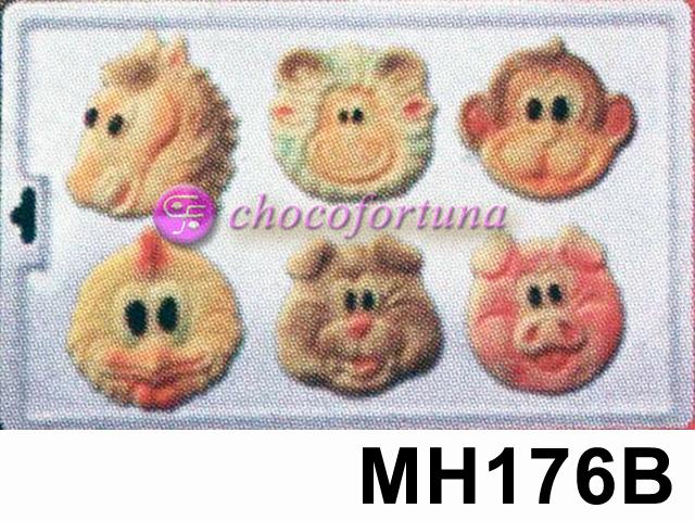 Cetakan Coklat TSF-MH176A