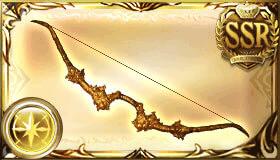黄金の依代の弓