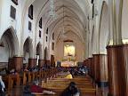 Interior de la Basílica de Monserrat