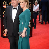 OIC - ENTSIMAGES.COM - Eamonn Holmes and Ruth Langsford at the The Olivier Awards in London 12th April 2015  Photo Mobis Photos/OIC 0203 174 1069