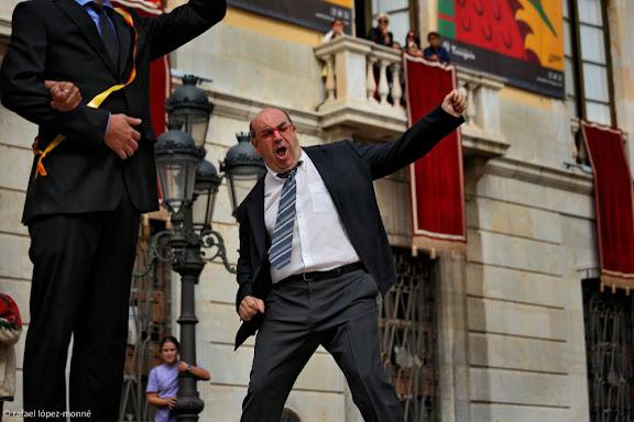 Ball de Diables de Tarragona. Versots. Dia 23. Festes de Santa Tecla. Tarragona, Tarragonès, Tarragona