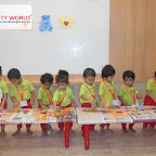 Friendship Day Celebration by Playgroup Evening Section at Witty World, Chikoowadi (2018-19)