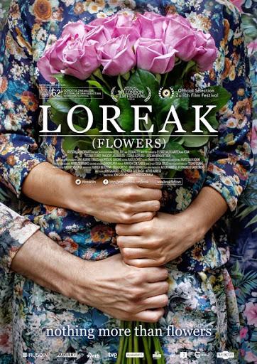 Λουλούδια (Loreak / Flowers) Poster