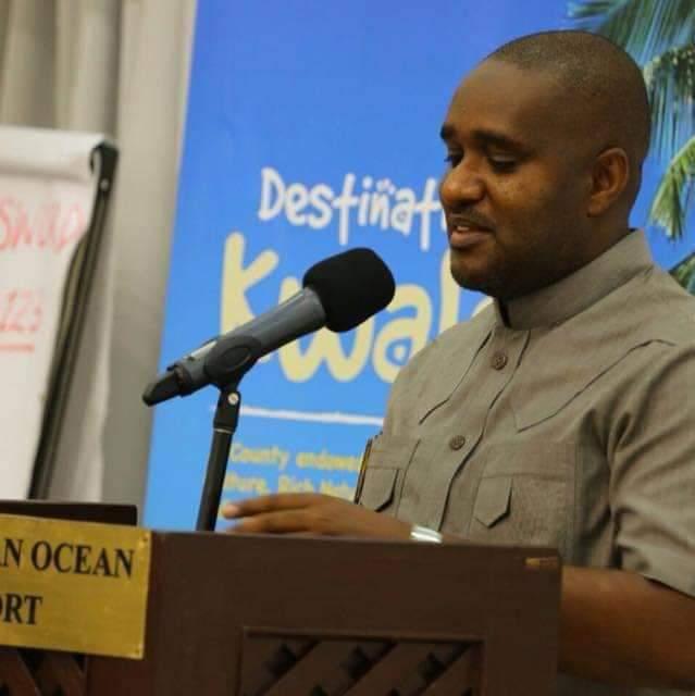 Msambweni Mp Suleiman Dori.