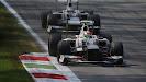 Sergio Perez Sauber C31